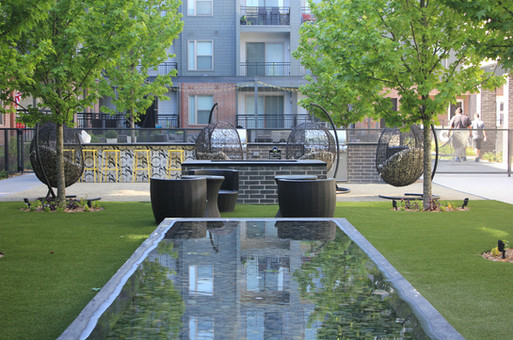 Custom Commercial Pools & Spas by Red Valley Landscape & Construction in Austin, TX