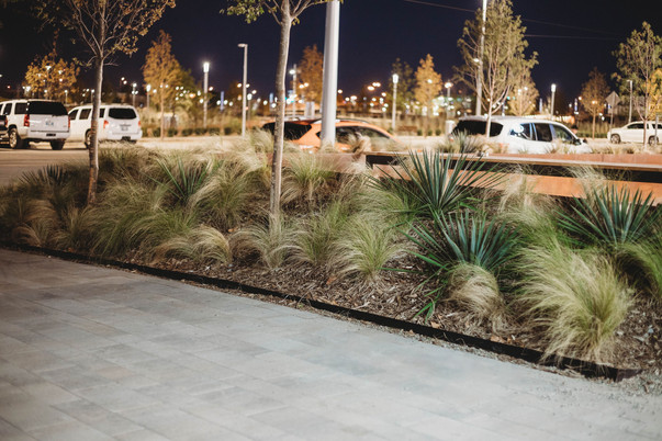 Commercial Hardscape & Construction by Red Valley Landscape & Construction in Edmond, Ok