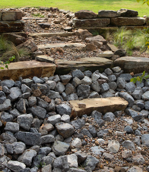 Irrigation & Drainage by Red Valley Landscape & Construction in Spicewood Texas