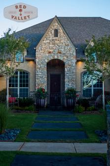 Custom Stonework & Masonry by Red Valley Landscape & Construction in Enid, Ok