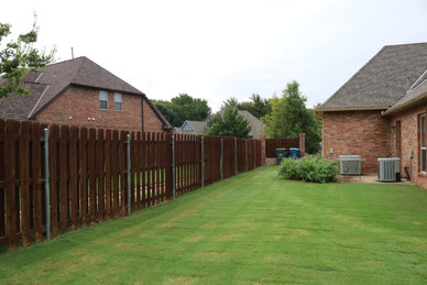 Custom Fences & Trellis by Red Valley Landscape & Construction in Ponca City, Ok