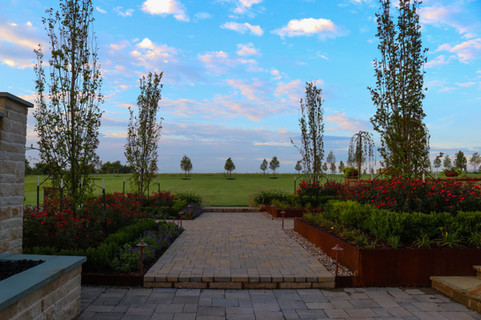 Landscape Design & Installation by Red Valley Landscape & Construction in Lost Creek