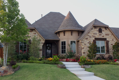 Landscape Design & Installation by Red Valley Landscape & Construction in The Hills, Texas