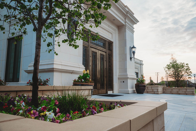 Commercial Seasonal Services by Red Valley Landscape & Construction in Mustang