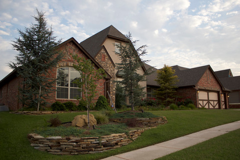 Landscape Design & Installation by Red Valley Landscape & Construction in Horseshoebay, Texas