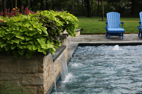Custom Pools & Spas by Red Valley Landscape & Construction in Arcadia, Ok