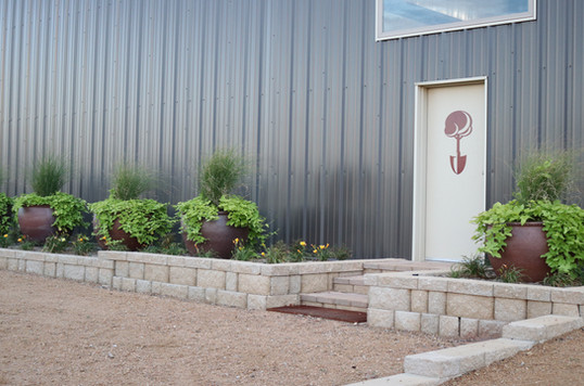 Commercial Seasonal Services by Red Valley Landscape & Construction in OKC