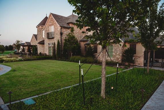 Landscape Design & Installation by Red Valley Landscape & Construction in Volente Texas