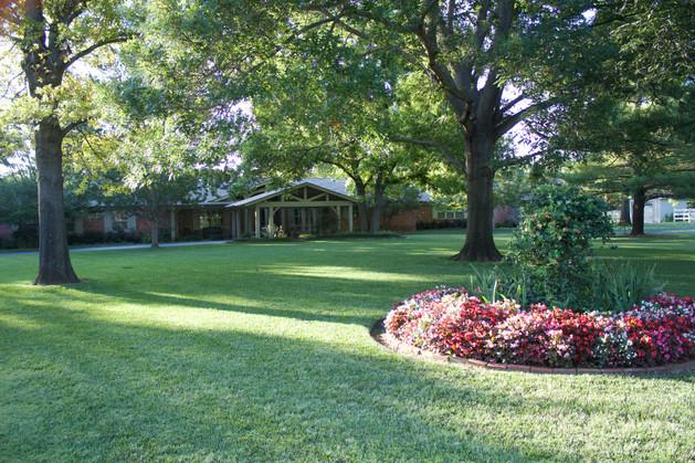 Residential Landscape Maintenance by Red Valley Landscape & Construction in Jones, Ok