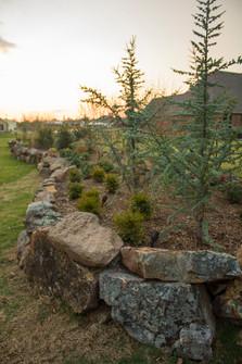 Custom Stonework & Masonry by Red Valley Landscape & Construction in Elk City, Ok