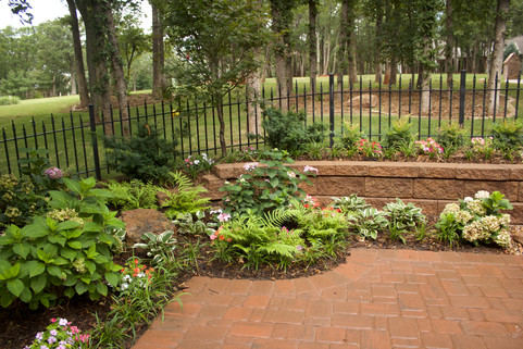 Landscape Design & Installation by Red Valley Landscape & Construction in OKC