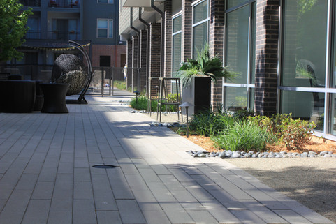 Commercial Hardscape & Construction by Red Valley Landscape & Construction in Austin, Texas