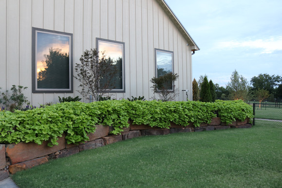 Seasonal Services by Red Valley Landscape & Construction in Edmond