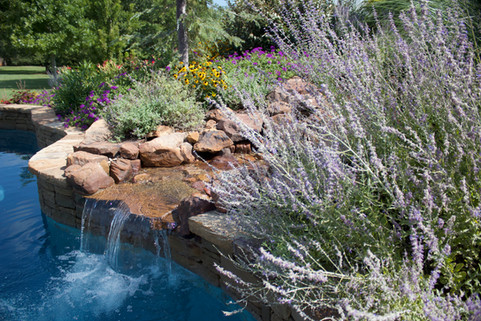 Landscape Design & Installation by Red Valley Landscape & Construction in ATX