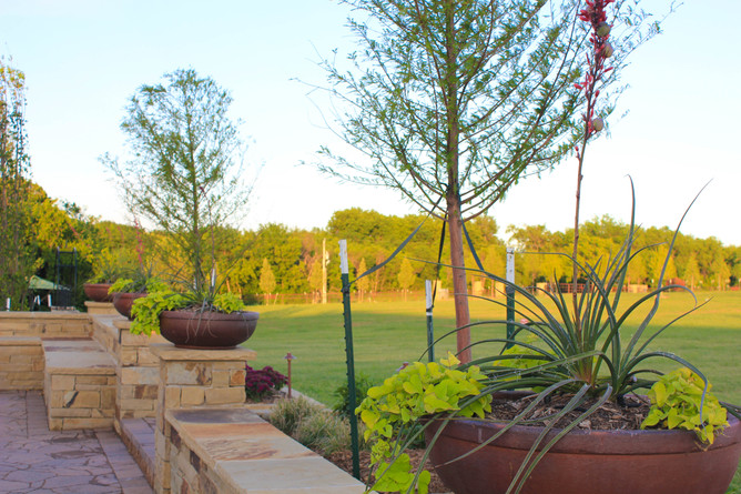 Seasonal Services by Red Valley Landscape & Construction in Marshall Ford, Texas