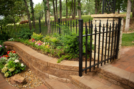 Custom Fences & Trellis by Red Valley Landscape & Construction in Lakeway, Texas