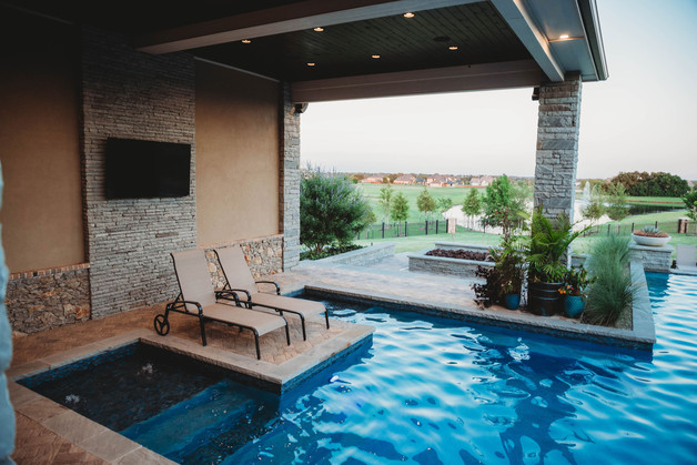 Custom Stonework & Masonry by Red Valley Landscape & Construction in Austin, Texas