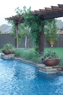 Custom Fences & Trellis by Red Valley Landscape & Construction Austin, Texas