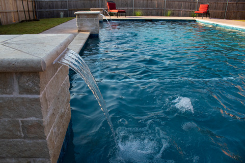 Custom Pools & Spas by Red Valley Landscape & Construction in Spicewood, Texas