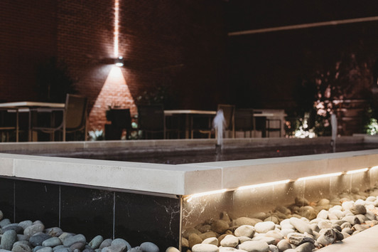 Custom Commercial Pools & Spas by Red Valley Landscape & Construction in ATX