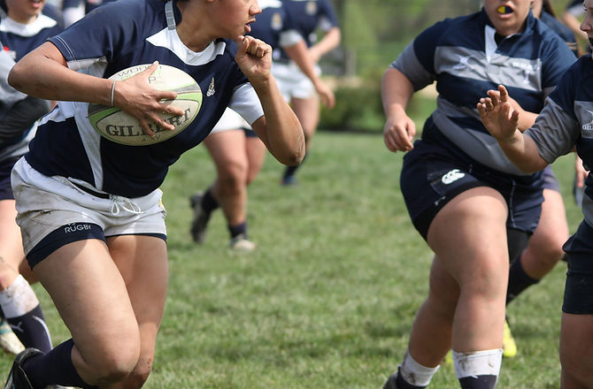 The Argentinian Rugby Women