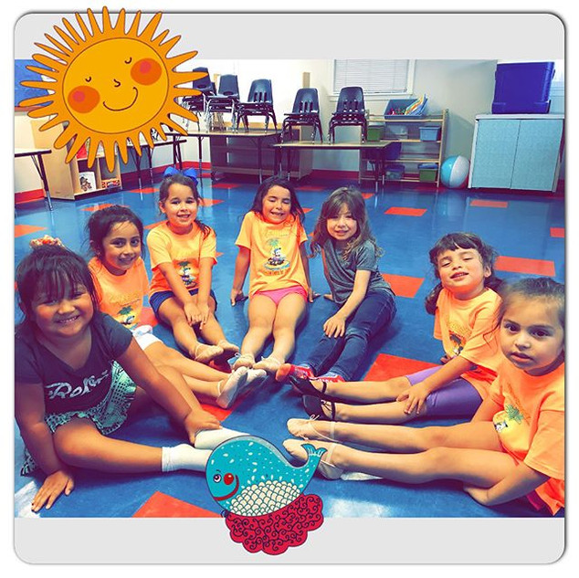 WEBBY Summer Dance + Gym classes started