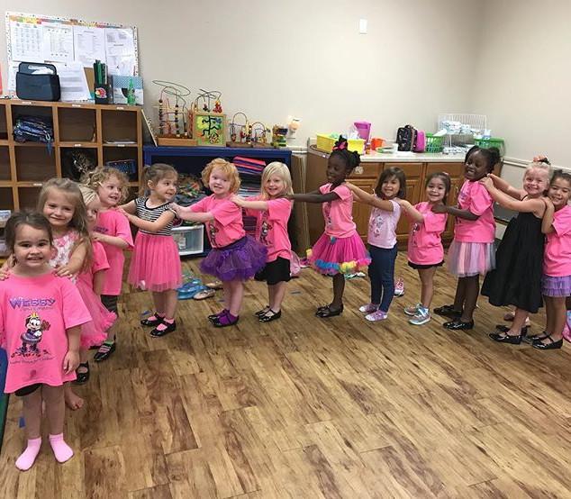 Little Tappin' Webby Dancers 🚂 #choocho