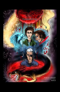 Slum of Blood comic book 12