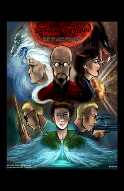 Slum of Blood comic book 8