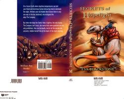 Secrets of Hopelight full cover layout