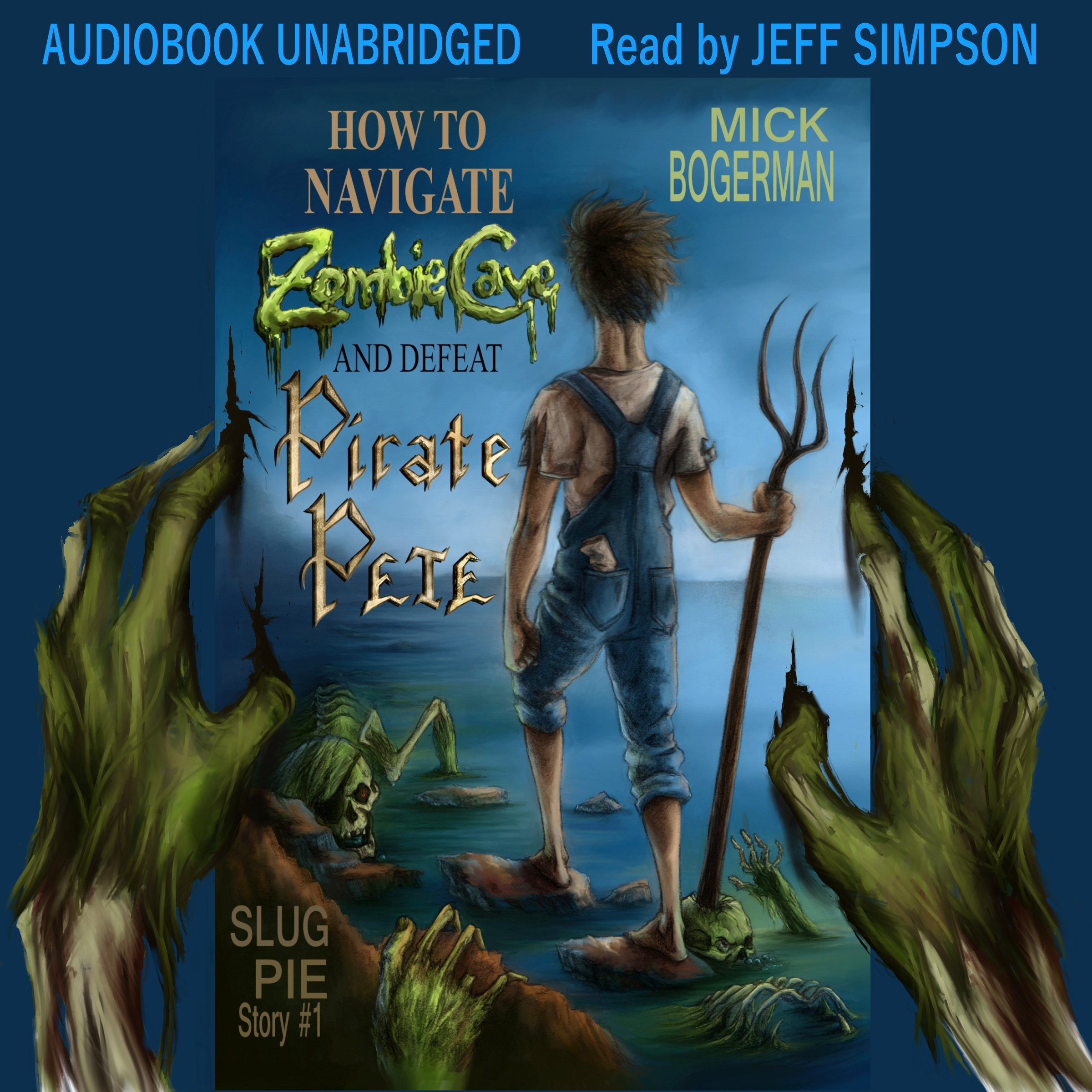 Audio book cover