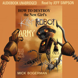 SP 3 Robot audio book
