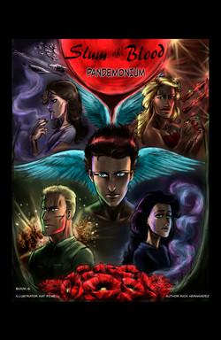 Slum of Blood comic book 6