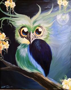 Iron Mask Owl