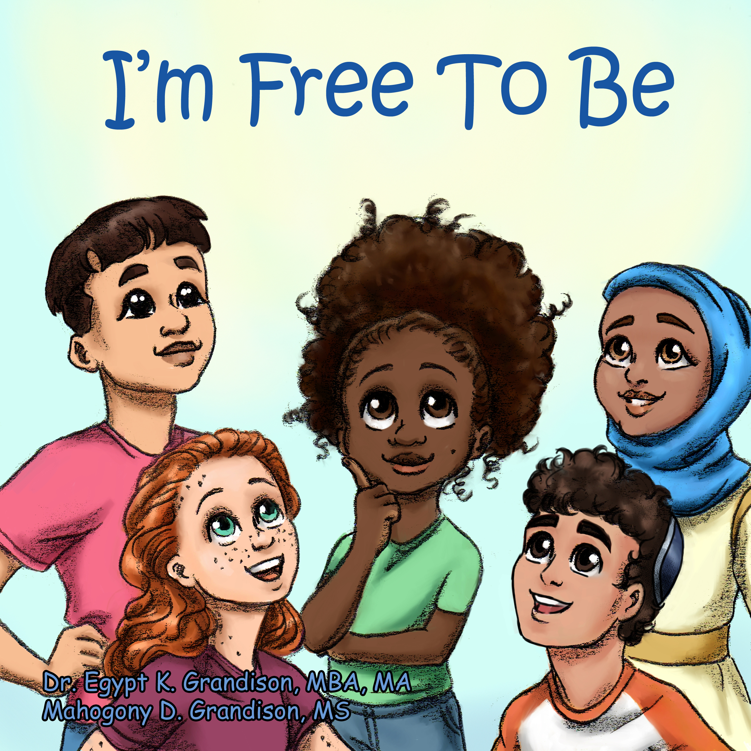 I am Free to Be cover