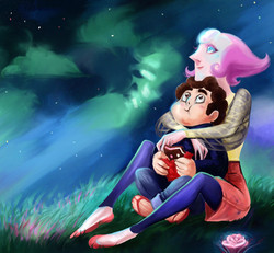 Pearl and Steven