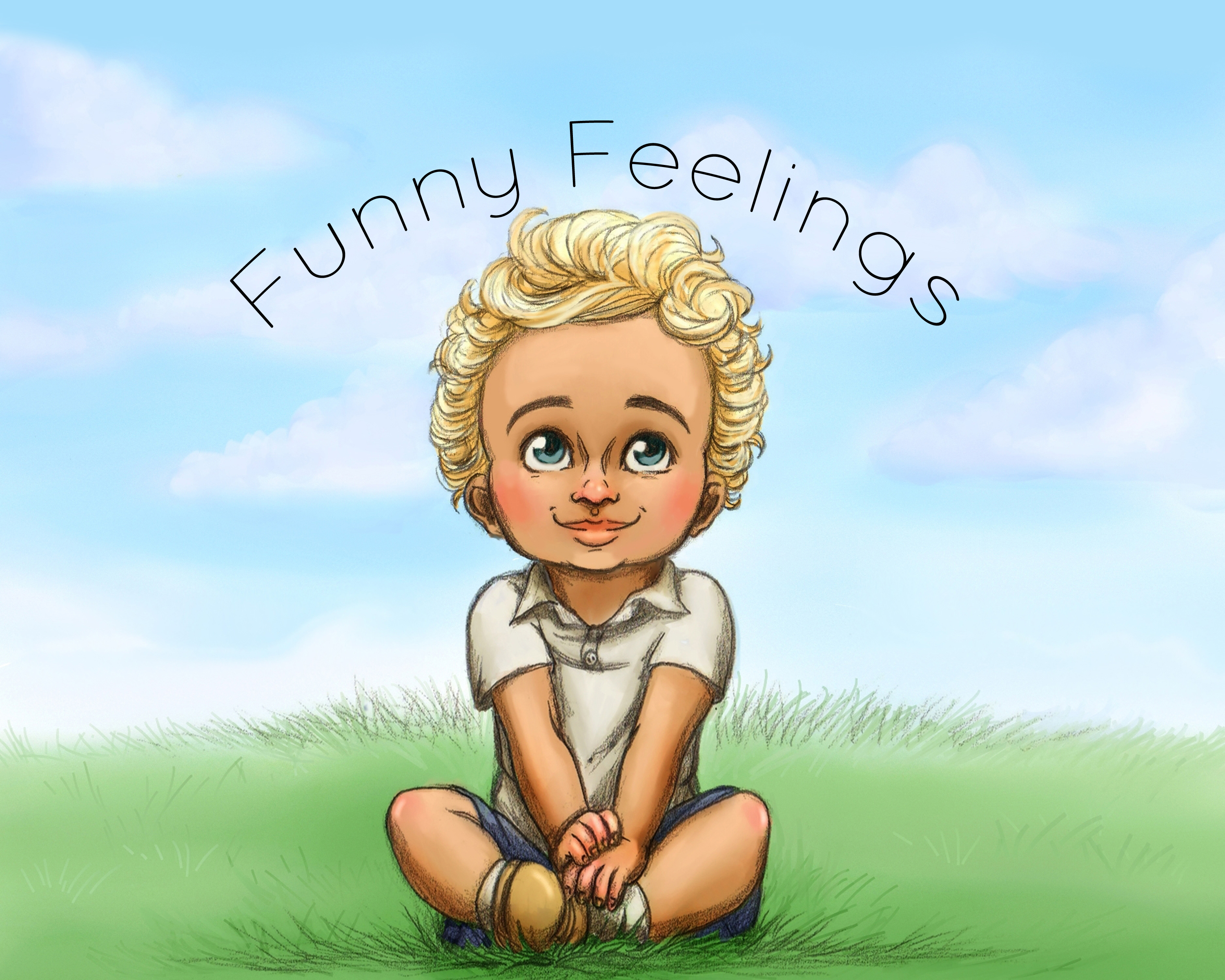Funny Feelings cover art