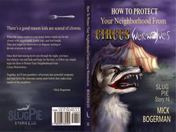 Slug Pie Stories Book 4 cover design
