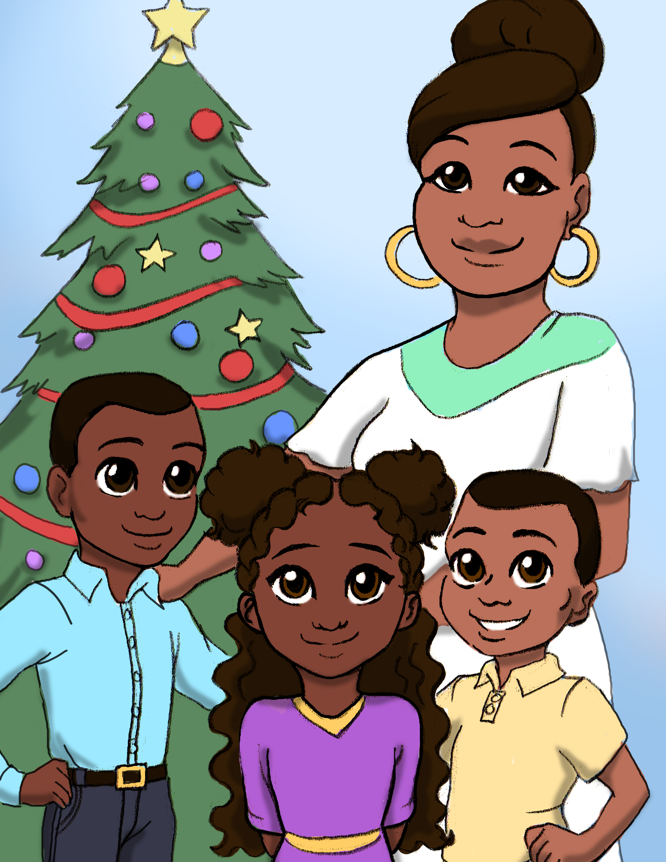 Sasha's Christmas Story