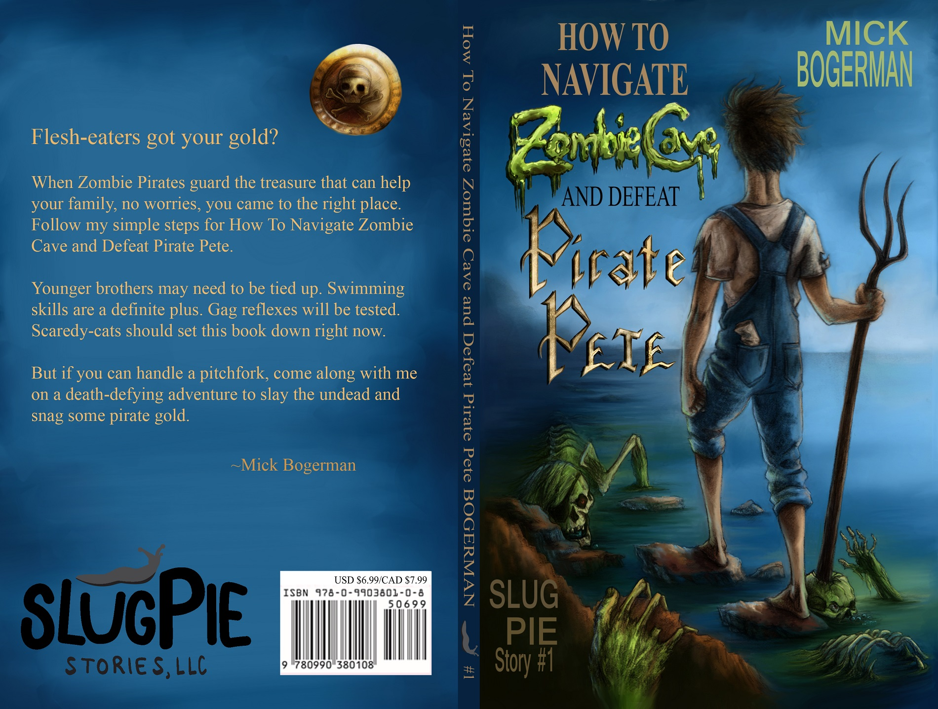 Slug Pie Stories book 1