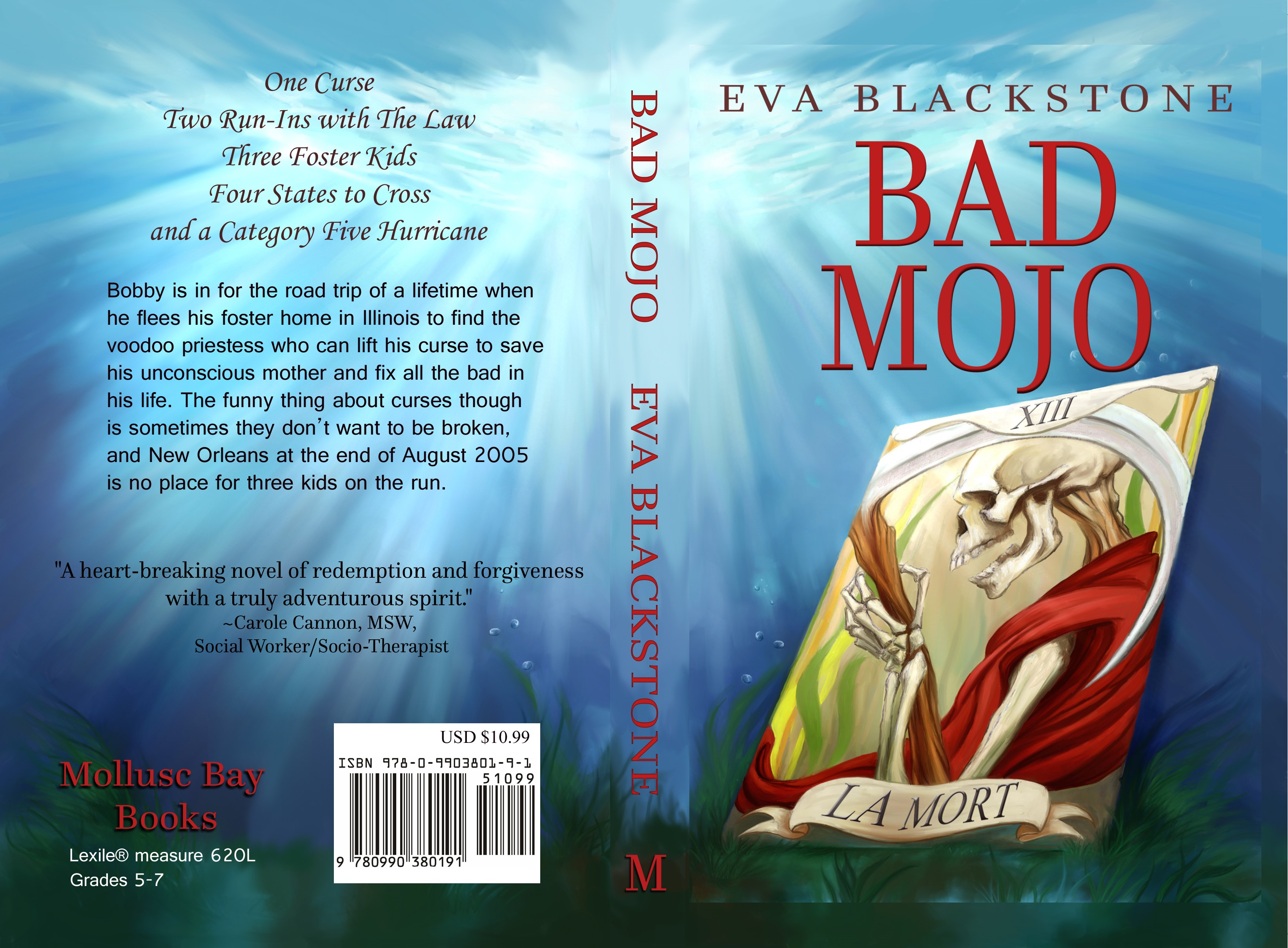 Bad Mojo Cover Design