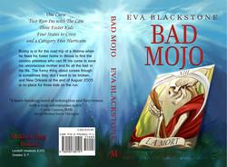 Bad Mojo Cover Design
