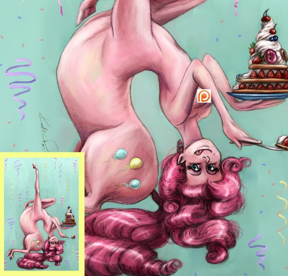 Pinkie Pie centaur Croped preview