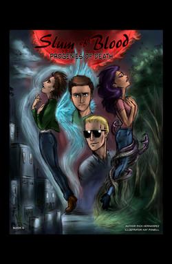Slum of Blood comic book 5