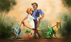 Jurassic World Disney