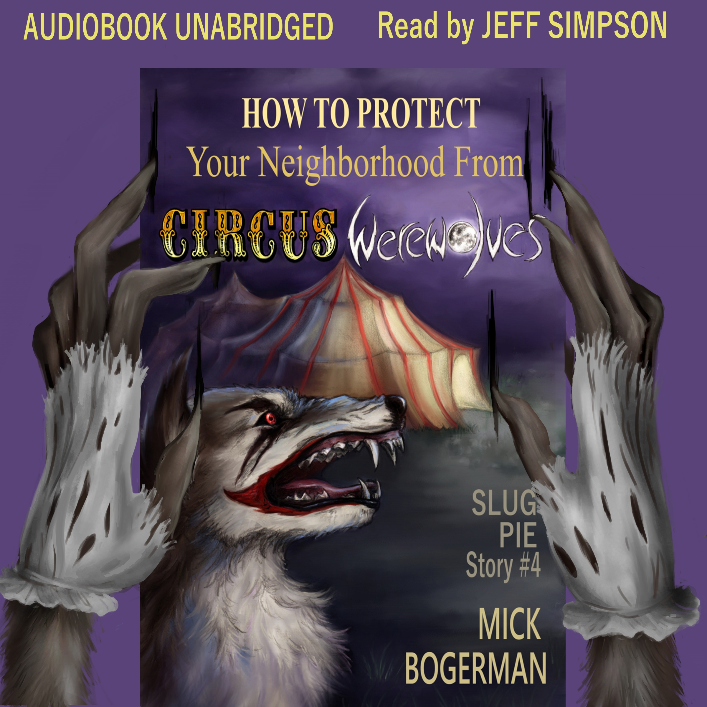 SP 4 Werewolf audio book