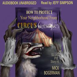 SP 4 Werewolf audio book