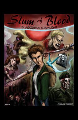 Slum of Blood comic book 1
