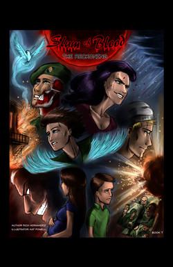 Slum of Blood comic book 7