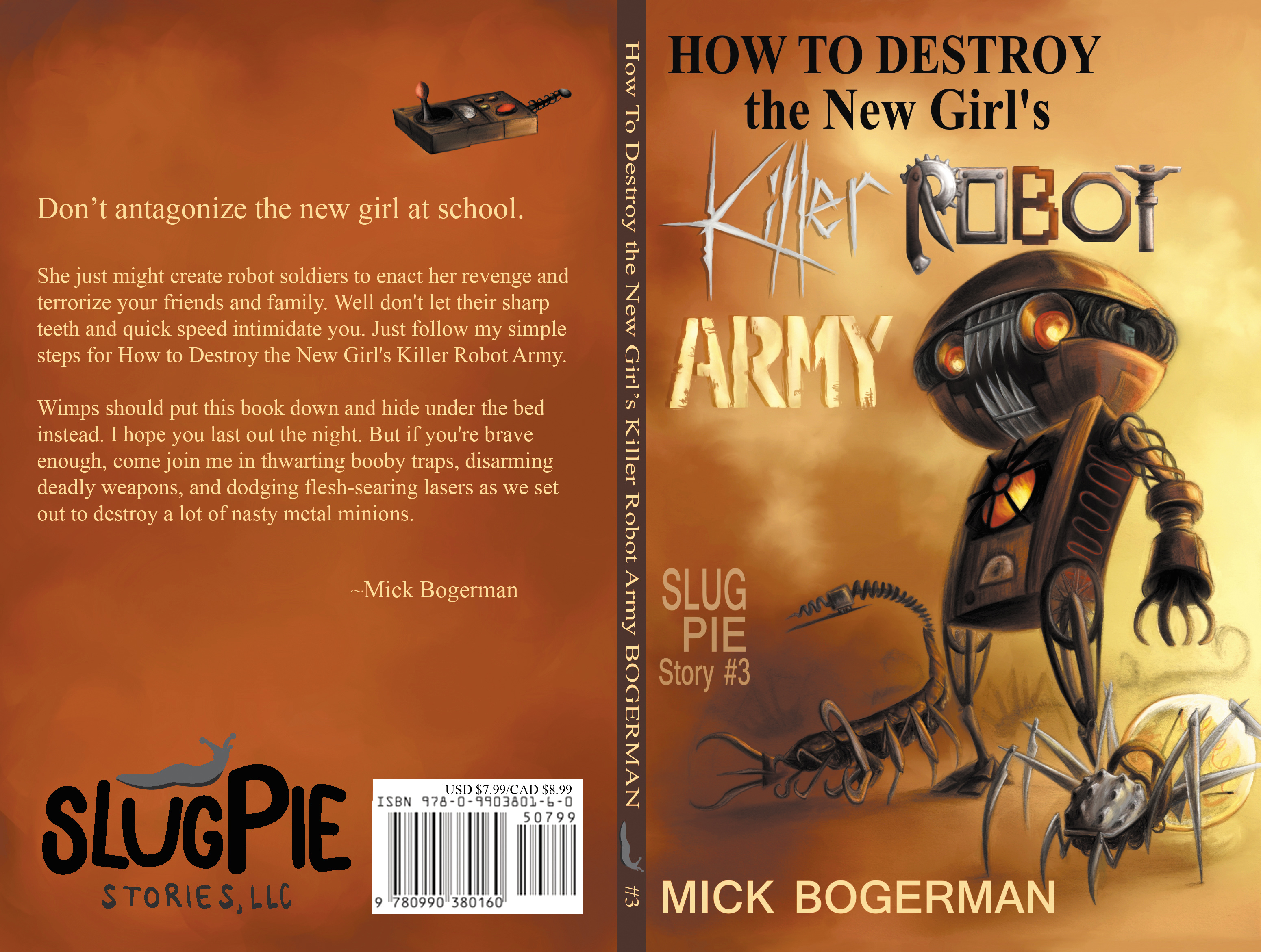 Slug Pie Stories book 3